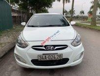 Bán Hyundai Accent 1.4AT 2012, màu trắng, nhập khẩu