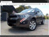Cần bán Chevrolet Captiva LTZ năm 2013, màu nâu chính chủ giá cạnh tranh