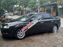 Bán ô tô Ford Focus 1.8MT sản xuất năm 2009, màu đen số sàn, giá 265tr