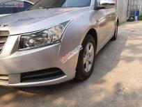 Gia đình bán xe Daewoo Lacetti SE năm 2009, màu bạc, nhập khẩu