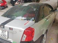 Bán xe Daewoo Lacetti EX đời 2009, màu bạc chính chủ