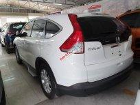 Bán Honda CR V 2.0AT sản xuất 2013, màu trắng