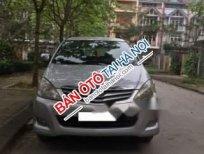 Bán gấp Toyota Innova 2.0G 2011, màu bạc, xe gia đình