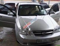 Bán Daewoo Lacetti EX năm sản xuất 2009, màu bạc số sàn, giá tốt