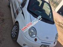 Cần bán lại xe Daewoo Matiz SE đời 2007, màu trắng