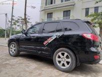 Cần bán lại xe Hyundai Santa Fe MLX 2008, màu đen, xe nhập