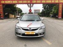 Bán ô tô Honda Civic 1.8 MT sản xuất năm 2010, màu xám (ghi), mới nhất Việt Nam