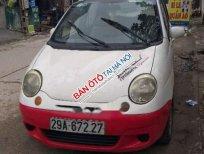 Bán lại xe Daewoo Matiz SE 2008, màu trắng, giá tốt