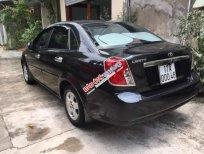 Bán Daewoo Lacetti EX 2010, màu đen, giá chỉ 212 triệu