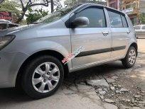 Cần bán xe Hyundai Getz 1.1 đời 2010, màu bạc, nhập khẩu
