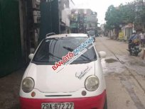 Cần bán xe Daewoo Matiz SE sản xuất 2008, màu trắng, thân vỏ đẹp