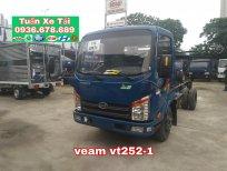 Bán xe Veam VT252 đời 2017, giá tốt