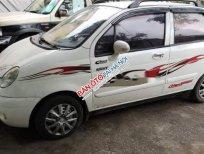 Cần bán lại xe Daewoo Matiz SE sản xuất năm 2008, màu trắng