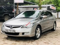 Cần bán Honda Civic 2.0 đời 2007, màu xám (ghi)