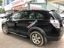 Cần bán Chevrolet Captiva Maxx đời 2010, màu đen