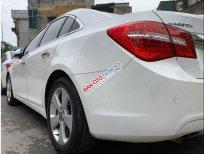 Bán Daewoo Lacetti CDX 1.8 AT đời 2012, màu trắng số tự động, giá tốt