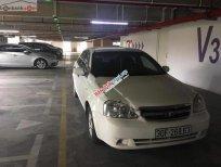 Bán xe Daewoo Lacetti EX năm sản xuất 2010, màu trắng, đăng ký và lăn bánh 2011