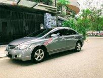 Bán Honda Civic 1.8 đời 2007, màu bạc chính chủ giá cạnh tranh