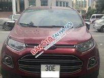 Bán Ford EcoSport AT đời 2016, màu đỏ xe gia đình giá cạnh tranh