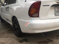 Cần bán gấp Daewoo Lanos SX đời 2003, màu trắng