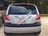 Cần bán lại xe Hyundai Getz MT đời 2008, màu bạc, xe tư nhân chính chủ