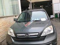 Cần bán gấp Honda CR V 2.0 AT năm sản xuất 2009, màu xám, nhập khẩu