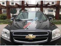 Bán xe Chevrolet Captiva LT sản xuất 2009, màu đen ít sử dụng
