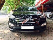 Bán ô tô Hyundai Santa Fe 2.4AT 2015, màu đen