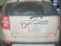 Chính chủ bán lại xe Chevrolet Captiva LTZ sản xuất 2008