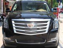 Bán ô tô Cadillac Escalade ESV Platinium 2017, màu đen, nhập khẩu nguyên chiếc