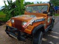 Cần bán lại xe Jeep Wrangler năm sản xuất 2008, nhập khẩu nguyên chiếc, giá chỉ 138 triệu