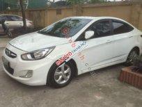 Bán ô tô Hyundai Accent 1.4 AT năm 2011, màu trắng, nhập khẩu Hàn Quốc