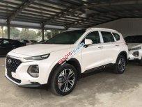 Bán xe Hyundai Santa Fe 2.4 2019, màu trắng