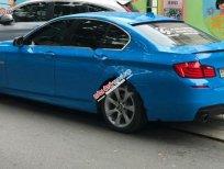 Bán BMW 5 Series 528i năm sản xuất 2010, màu xanh, xe mới sơn lại màu xanh biển