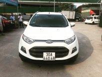 Cần bán gấp Ford EcoSport AT 2014, màu trắng, giá chỉ 570 triệu