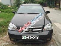 Cần bán Daewoo Lacetti MT 2008, màu đen