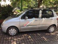 Cần bán xe Daewoo Matiz SE sản xuất 2005, màu bạc xe gia đình, giá chỉ 50 triệu