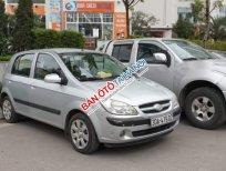 Bán ô tô Hyundai Getz 1.4AT đời 2007, màu bạc còn mới