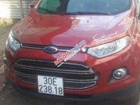 Cần bán gấp Ford EcoSport AT sản xuất 2016, màu đỏ