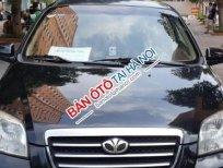 Cần bán xe Daewoo Gentra 1.5 MT sản xuất năm 2010, màu đen xe gia đình, giá chỉ 180 triệu