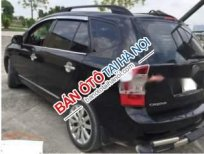 Bán xe Kia Carens 2.0MT sản xuất 2011, màu đen, số sàn