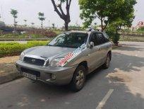 Cần bán xe Hyundai Santa Fe Gold năm 2005, nhập khẩu, xe chạy ổn định