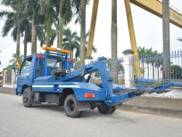 Xe tải cứu hộ, kéo xe Thaco K165 mới