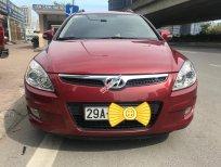 Bán Hyundai i30 sản xuất 2009 màu đỏ, 355 triệu, xe nhập