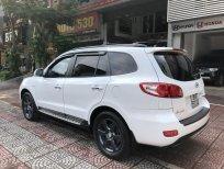 Bán Hyundai Santa Fe MLX sản xuất 2008, màu trắng, nhập khẩu