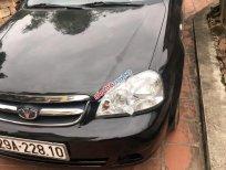Bán Daewoo Lacetti EX đời 2011, màu đen chính chủ, 225 triệu