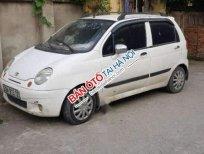 Cần bán xe Daewoo Matiz SE sản xuất 2007, màu trắng