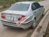 Bán BMW 318i đời 2003, màu bạc, chính chủ