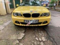 Bán BMW 3 Series 318i năm 2004, màu vàng, nhập khẩu xe gia đình