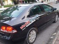 Bán Honda Civic 1.8 MT đời 2010, màu đen số sàn